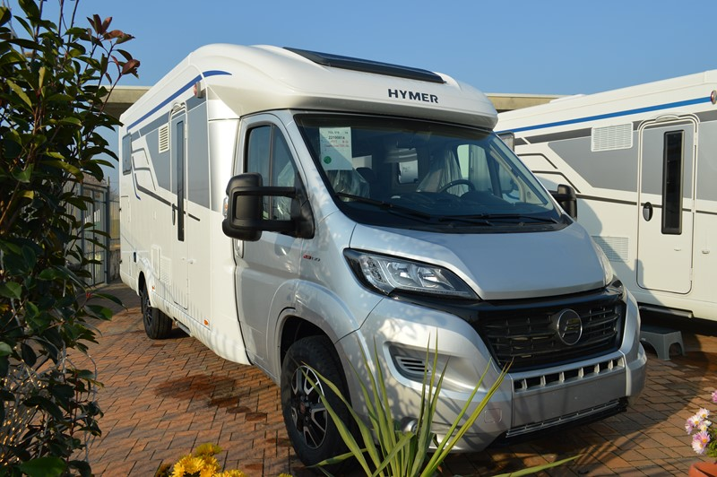 HYMER T-GL 578 Ambition