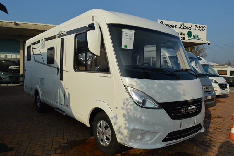 Hymer exis i 588 ANNO 2019