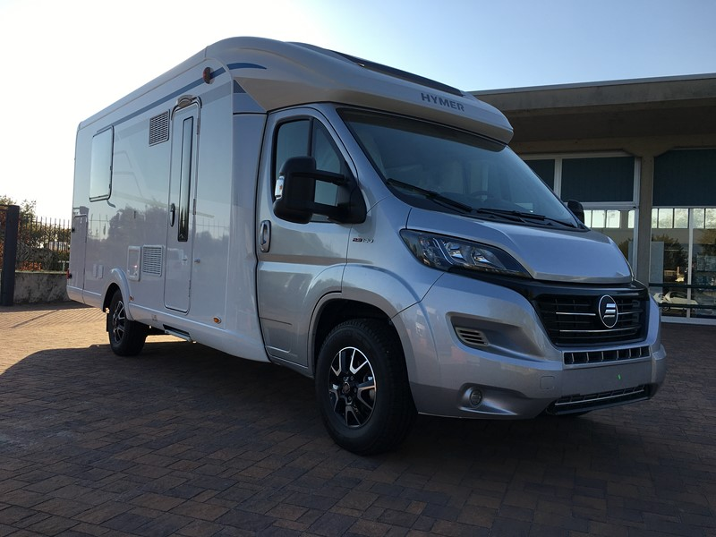 HYMER T-CL 698 Ambition