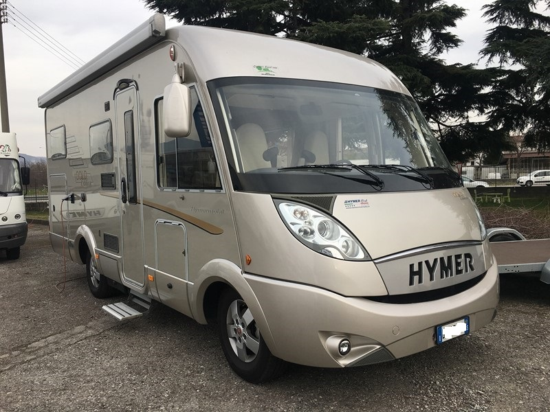 Hymer B 514 SL Gold Edition