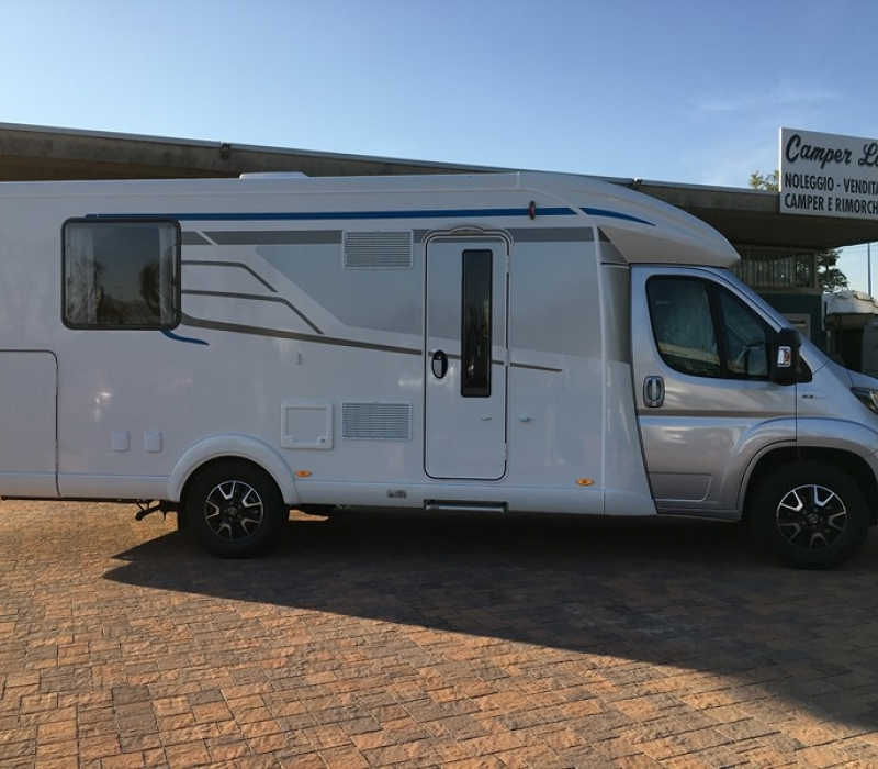 Hymer TCL 698 ambition-Camper Land 3000 Brescia (3)